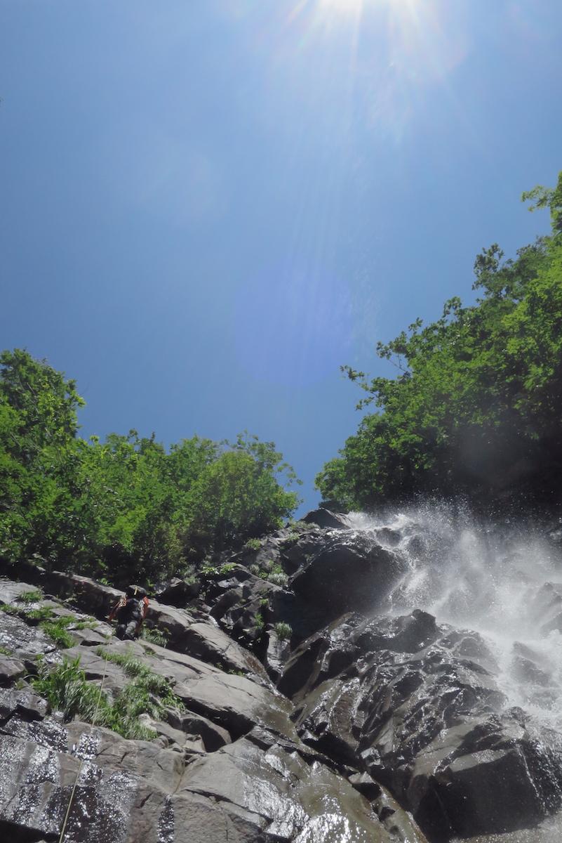 コバ、魂の登攀